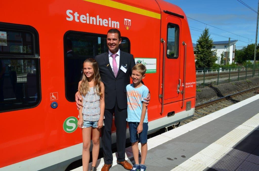 Eine S-Bahn namens Steinheim