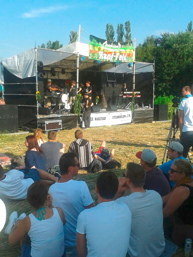Reggae imHanf 1